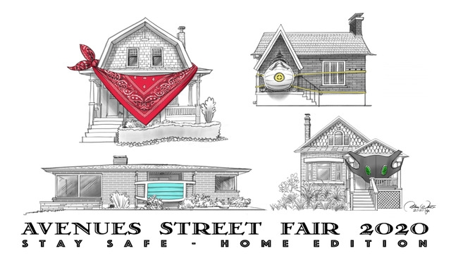 Order Street Fair T-Shirts Now